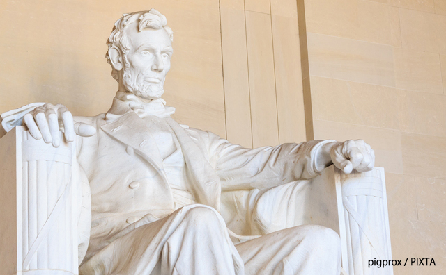 Lincoln, The Legacy of a President. Washington DC